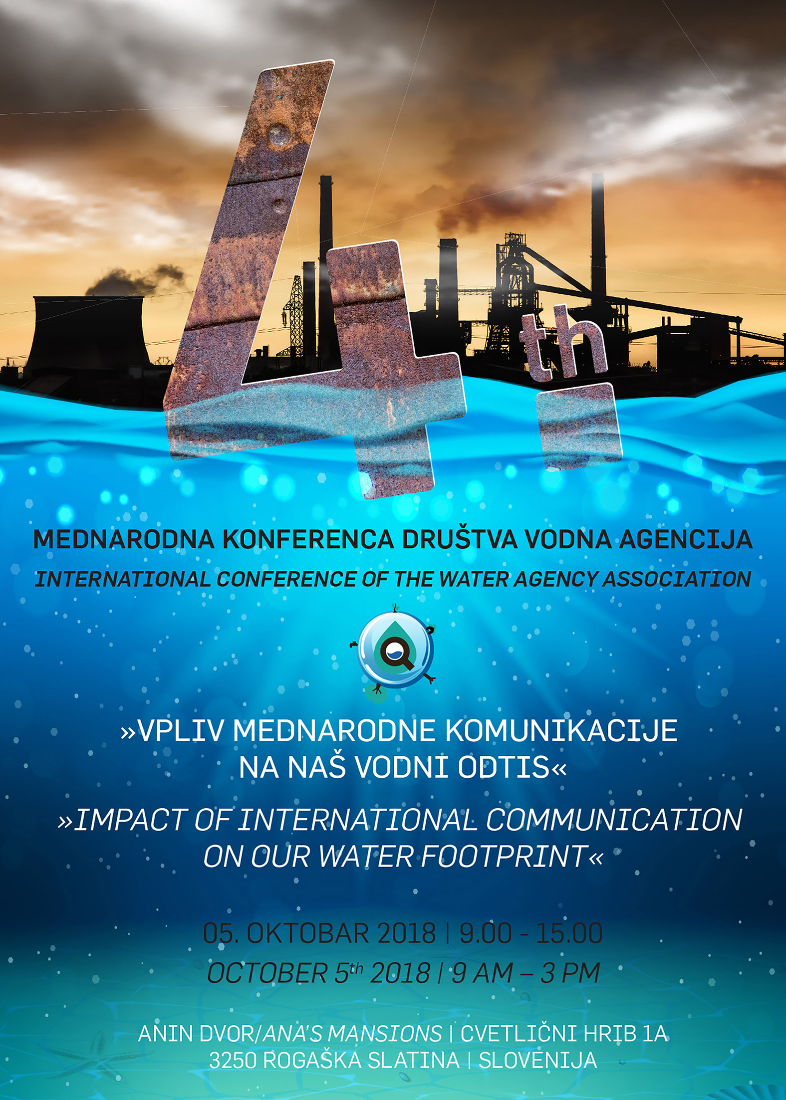 4th International conference of the Water agency Association
