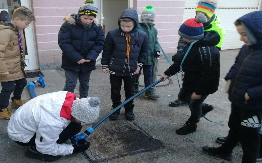 Vodni agenti OŠ Duplek
