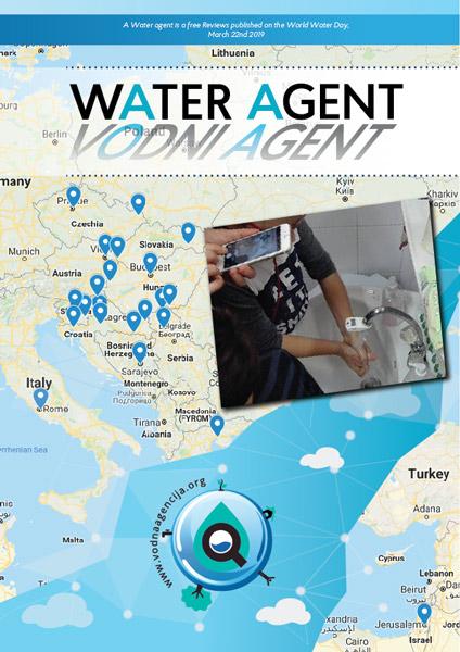 Revija Vodni agent številka 3