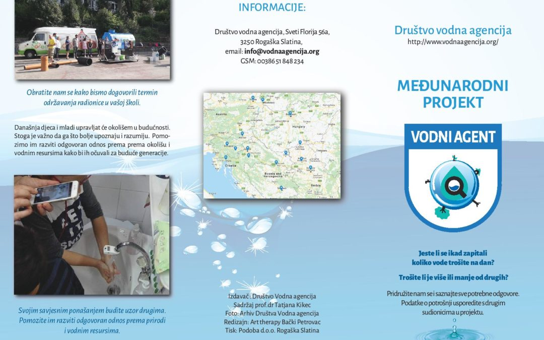 Leaflet – Croatian language