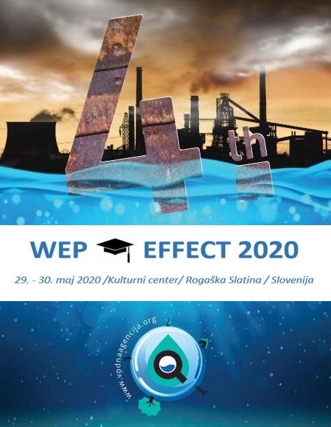 WEP EFFECT 2020 – Mednarodni festival izobraževalnih programov o varovanju vode