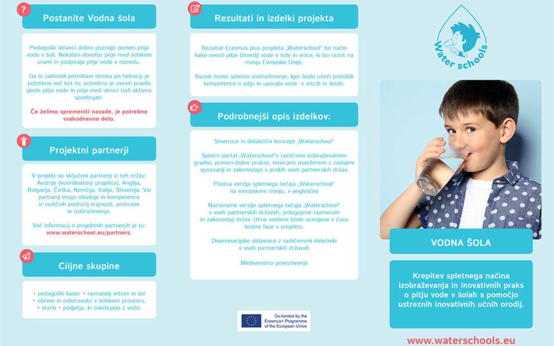 Vodna šola – Zgibanka