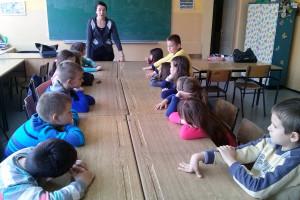 """Saradnja Vodne agencije i OŠ """"Jovan Popović"""""""