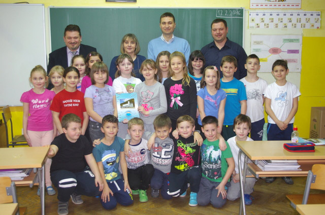 Još jedna koprivnička osnovna škola priključila se projektu Vodni agent