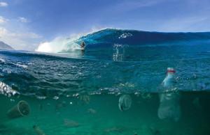 Plastika u moru
